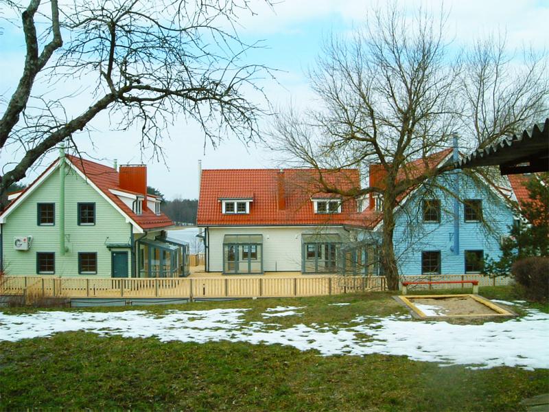 Gyvenamųjų apartamentų rekonstrukcija Trakuose