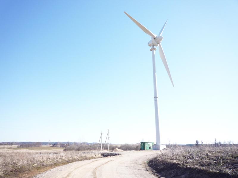 Vėjo jėgainės ENERCON E40 statyba Plytninkų k.