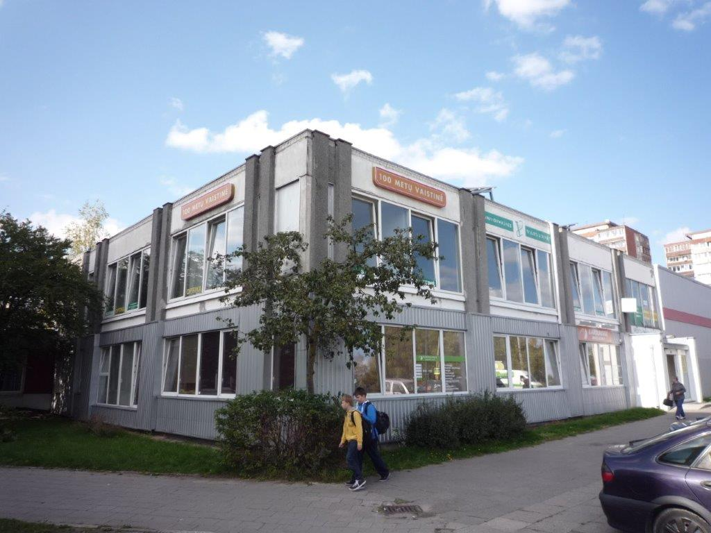 Šeimos medicinos klinikų patalpos, Vilniuje
