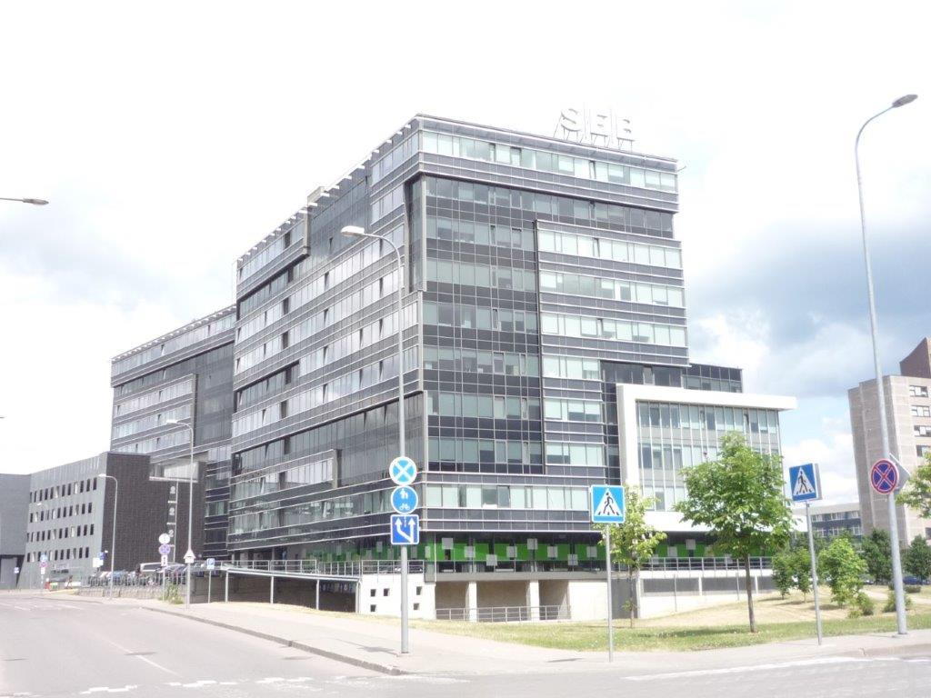 Administracinės SEB pastatas, Vilniuje