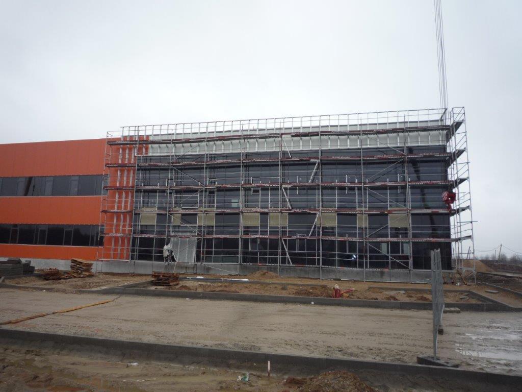 Vaistų logistikos centras su administracinėmis patalpomis, Kauno raj.