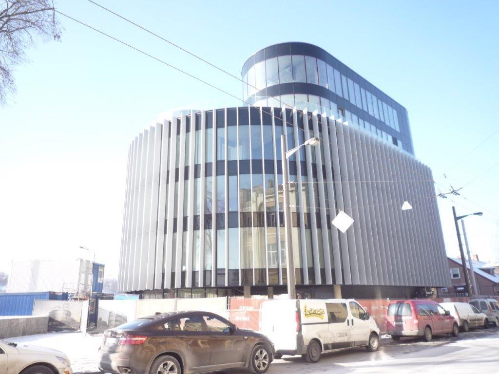Administracinis SEB pastatas, Kaune